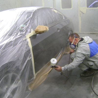 Paint and Bodyshop