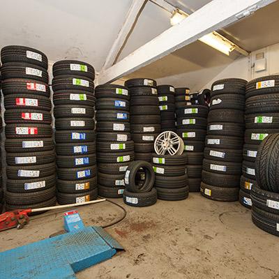 Car & Van Tyres